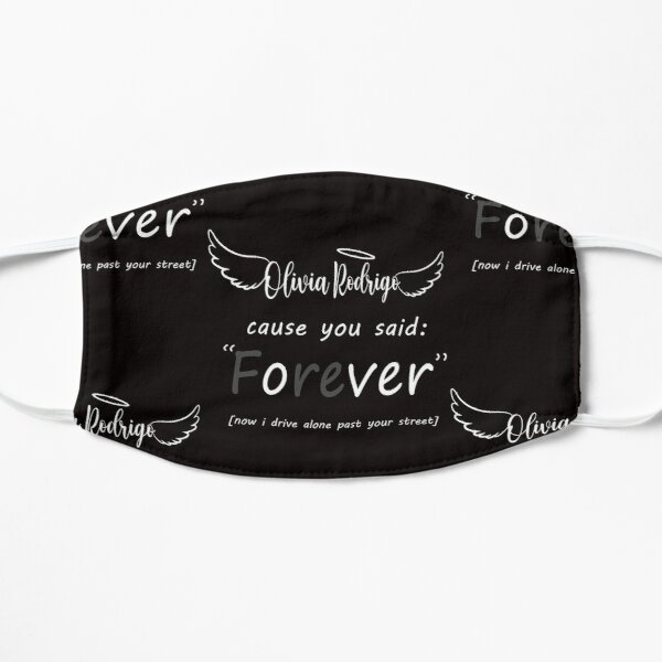 Olivia Rodrigo  | Gift  Flat Mask