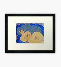 Water Goddess  Framed Print
