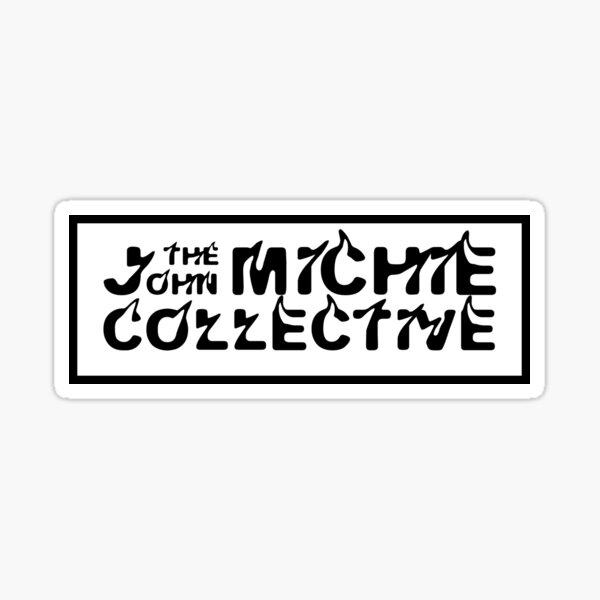 The JMC ORIGINAL LOGO Sticker