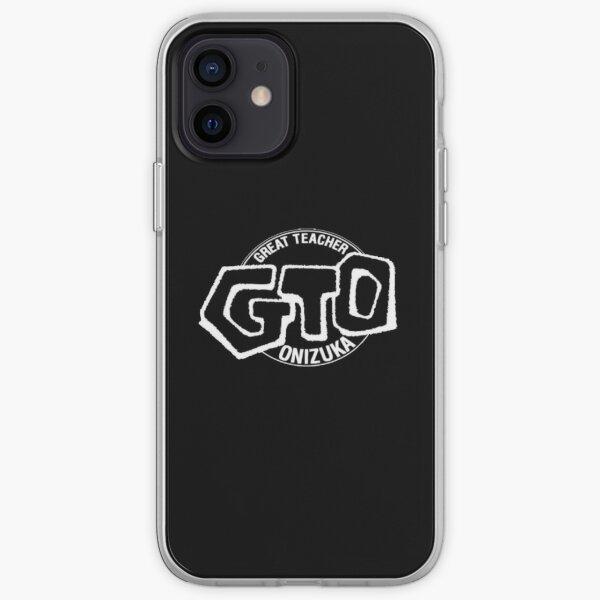 <GTO> Grand Maître Onizuka Coque souple iPhone