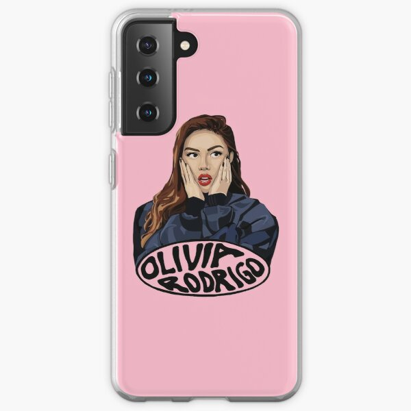 OlivRod Samsung Galaxy Soft Case