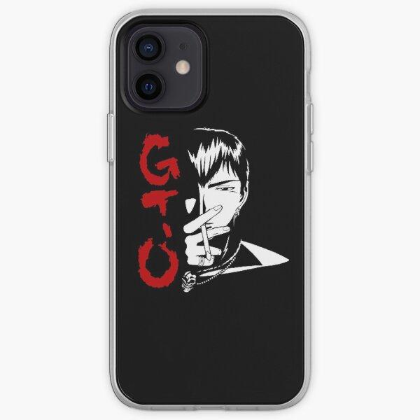 <GTO> Onizuka Coque souple iPhone