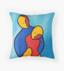 Precious Love Throw Pillow