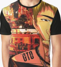 <GTO> Gto Graphic Graphic T-Shirt