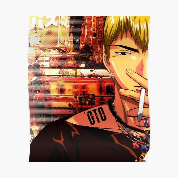 <GTO> Gto Graphique Poster
