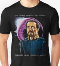The Cosmos Without the Doctor T-Shirt