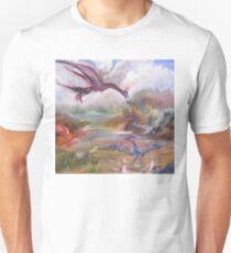 Dragon Dinnertime Unisex T-Shirt