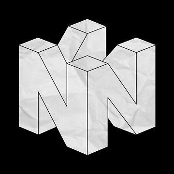 Paper N64 by B-RADQS