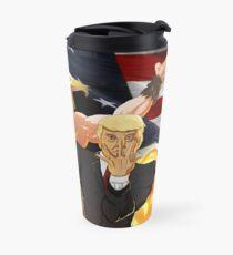 Trump's Bizarre Election - Jojo's Bizarre Adventure Trump Travel Mug