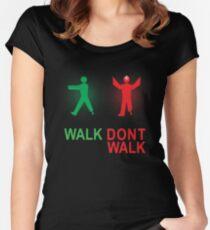 Walking Dead Survival Guide Women's Fitted Scoop T-Shirt
