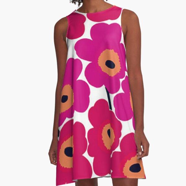 New Fleur A-Line Dress