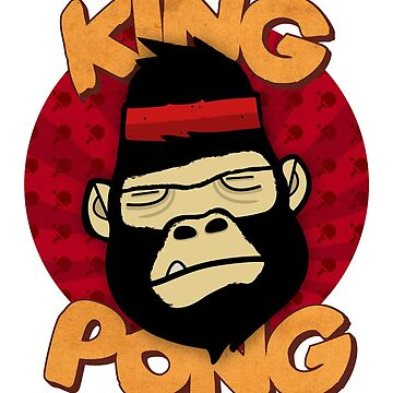 King Pong by unisize