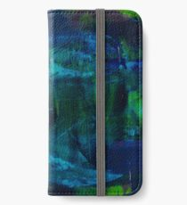 Untitled, No. 6 iPhone Wallet/Case/Skin