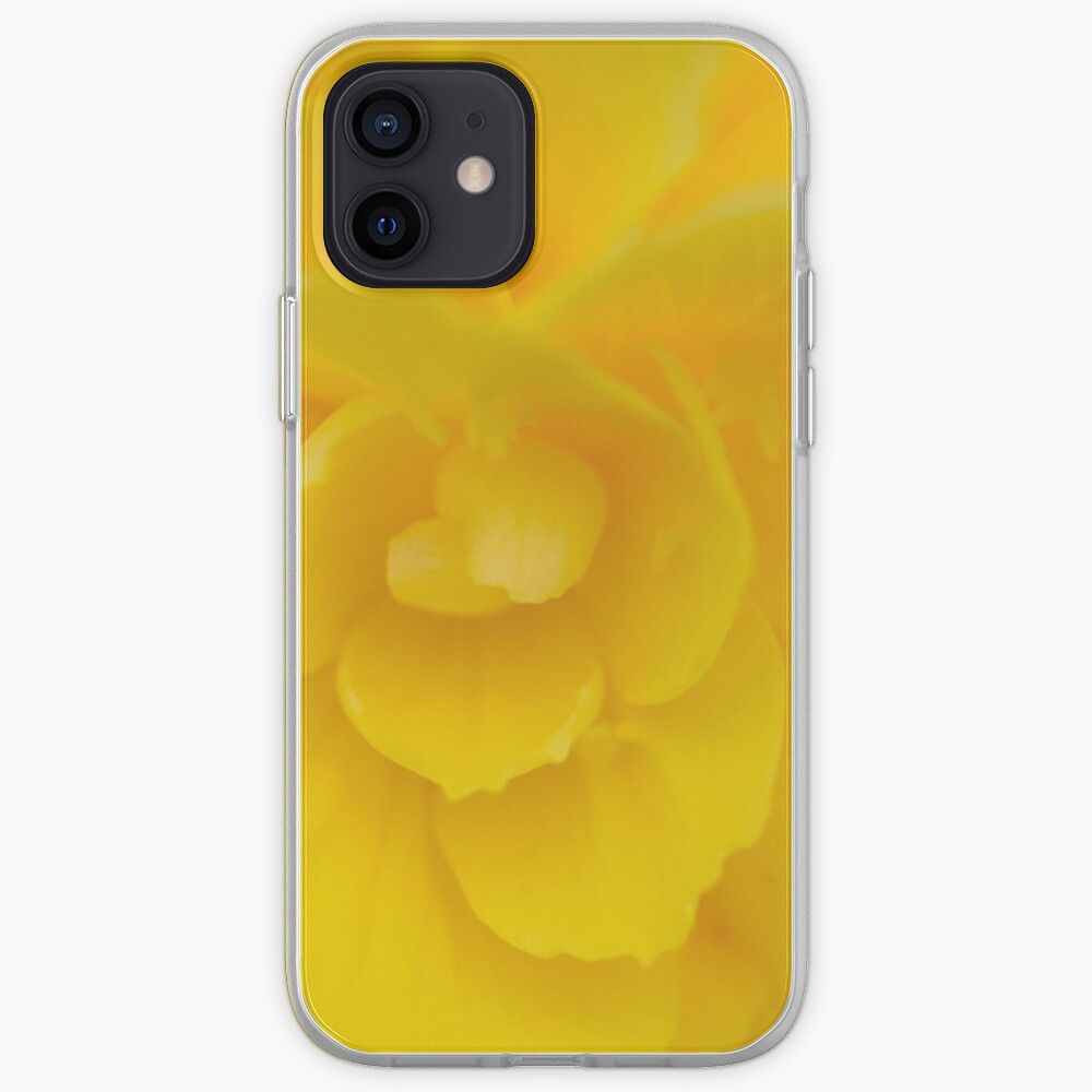 Yellow iPhone Case & Cover