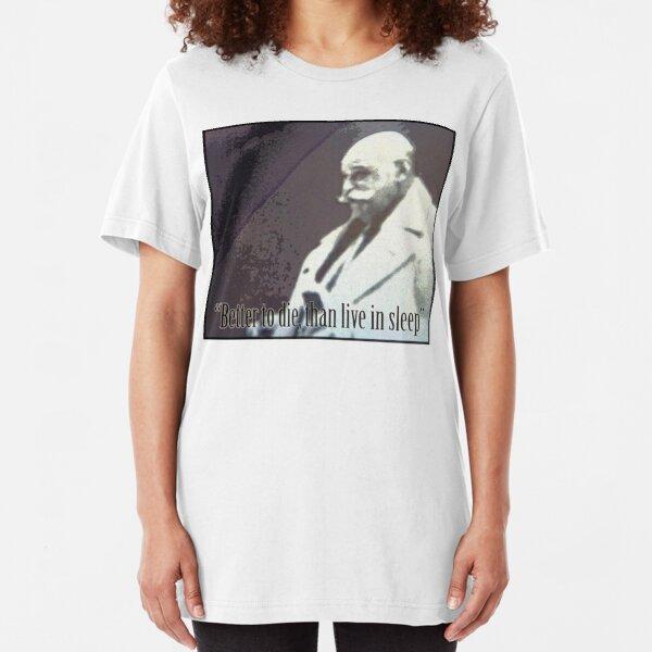George Ivanovitch Gurdjieff  Slim Fit T-Shirt