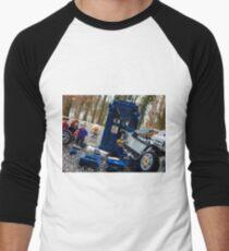 Time Collision Men's Baseball ¾ T-Shirt