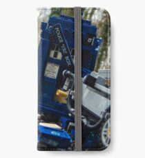 Time Collision iPhone Wallet/Case/Skin