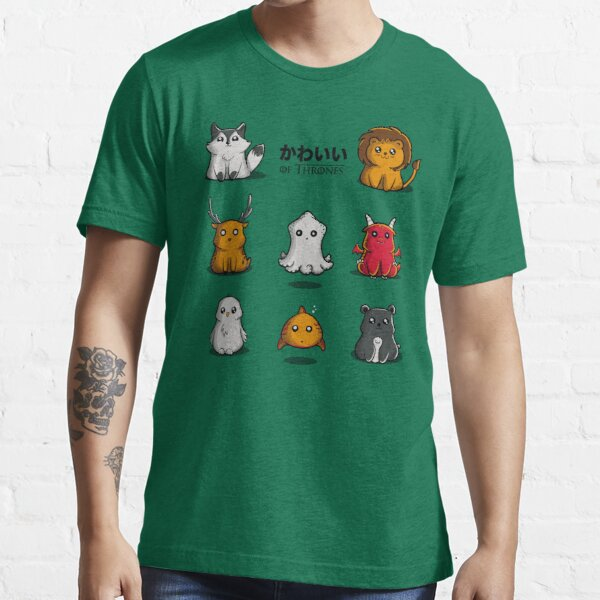 Kawaii of Thrones Essential T-Shirt