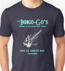 The Indigo-Go's Tour!! (Zelda: Majora's Mask) Unisex T-Shirt