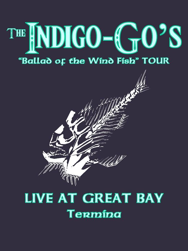 El tour de Indigo-Go !! (Zelda: Máscara de Majora) de 525Kiba
