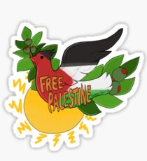 #FreePalestine  Sticker