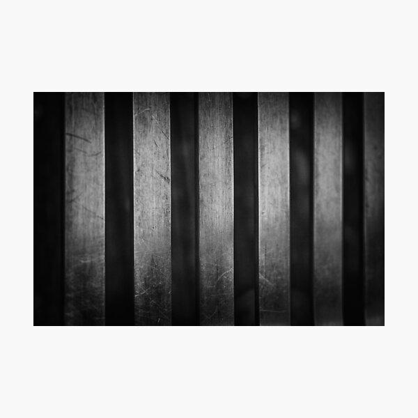 Steel II Photographic Print
