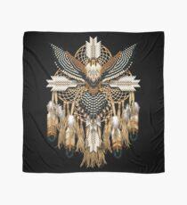 Aplomado Falcon Native American Mandala Scarf