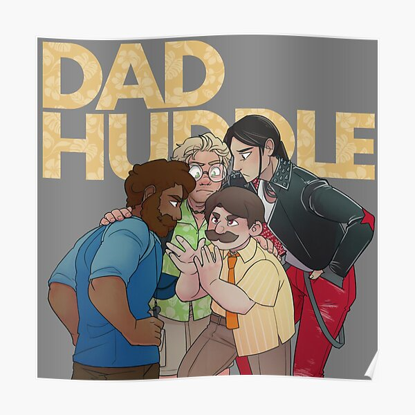 Dungeons and Daddies Poster