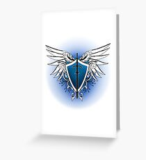 Claymore Concepts Greeting Card