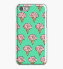 Mellow Brains Scattered cones. iPhone Case/Skin