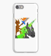 Battle Cat iPhone Case/Skin