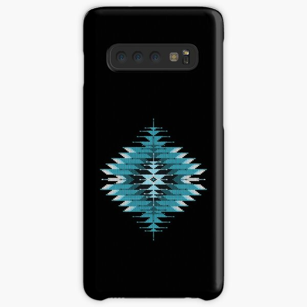 Native American Southwest-Style Turquoise Sunburst Samsung Galaxy Snap Case