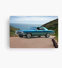 1967 Chevelle Super Sport SS396 Canvas Print