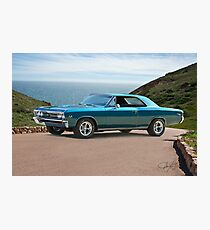 1967 Chevelle Super Sport SS396 Photographic Print