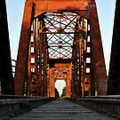 Brookshire Rail Road Bridge II by Nathan Little