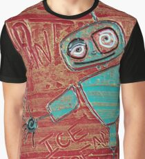 I Want Ice Cream Graphic T-Shirt