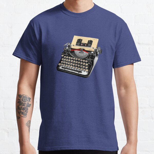 Typed Stereo Classic T-Shirt