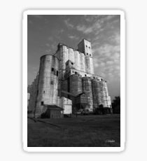 Rice Towers of Katy Texas Sticker