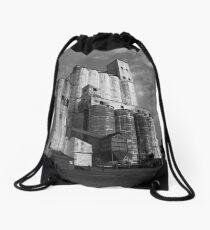 Rice Towers of Katy Texas Drawstring Bag