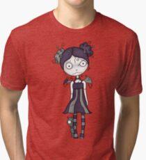Voodoo Girl #1 Tri-blend T-Shirt