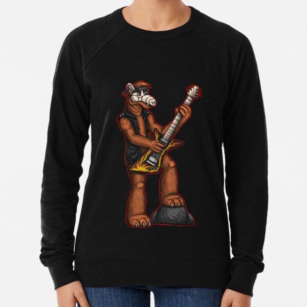 Heavy Metal ALF  Lightweight Sweatshirt