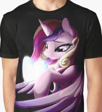 Princess Cadance & the Crystal Heart Graphic T-Shirt