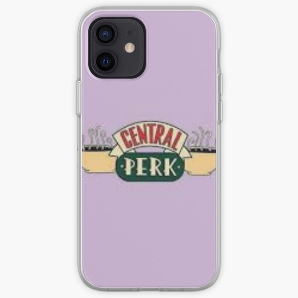 central perk iPhone Soft Case