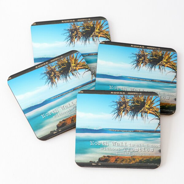 North Wall is all I need... Coasters (Set of 4)