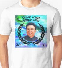 Wang Gang World Tour I Unisex T-Shirt