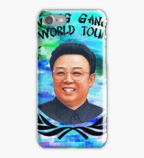 Wang Gang World Tour I iPhone Case/Skin
