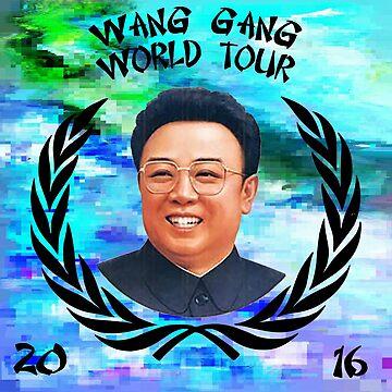 Wang Gang World Tour I by SleepingLotus