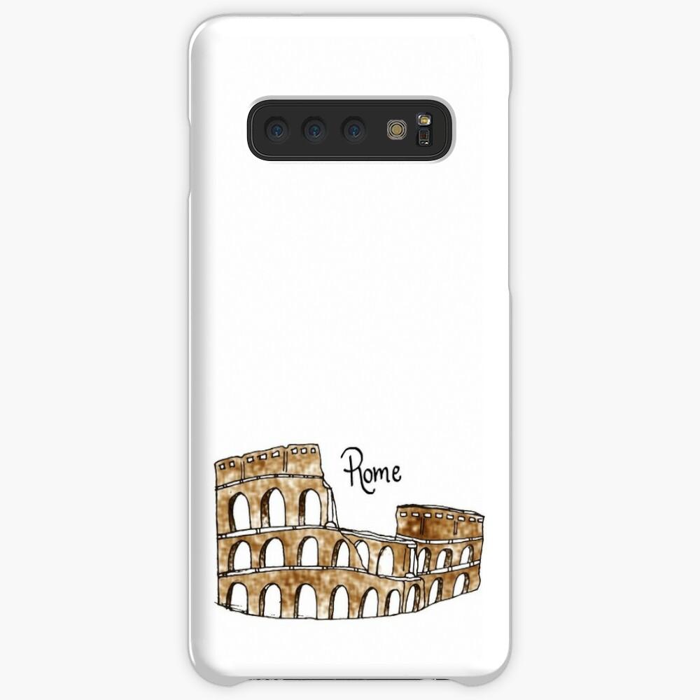 Roma Funda y vinilo para Samsung Galaxy