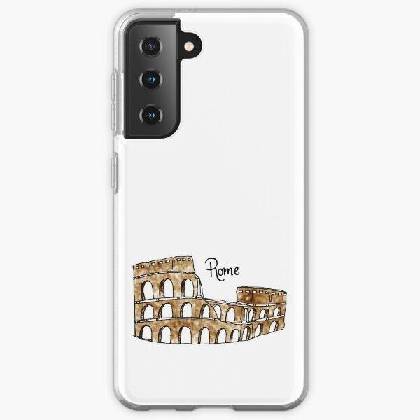 Rome Samsung Galaxy Soft Case