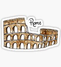 Pegatina Roma